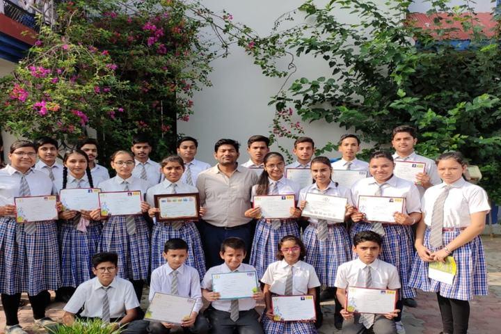 Saraswati English Medium School-Achievment