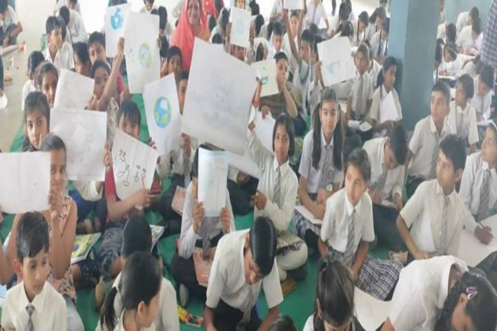 Saraswati English Medium School-Activity