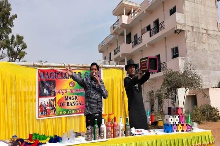Saraswati English Medium School-Magic Show