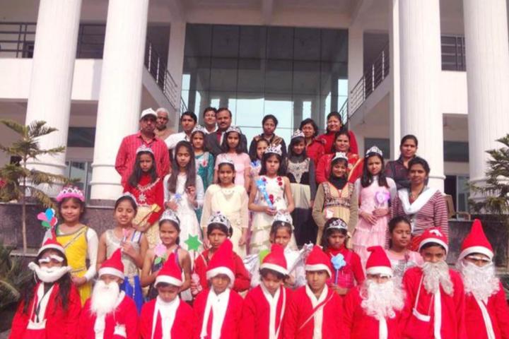 Saraswati Modern Public School-Christmas Celebrations