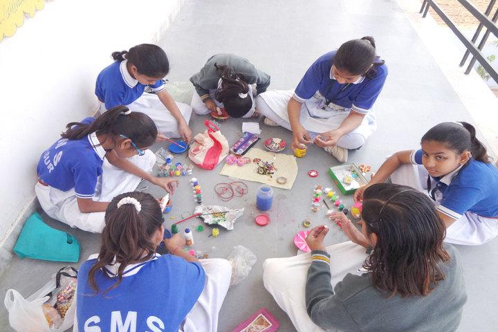 Saraswati Modern Public School-Activity
