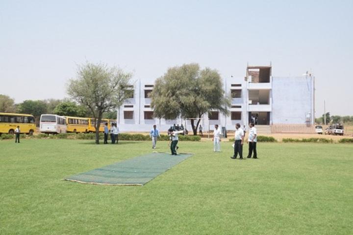 Saraswati Modern Public School-Games
