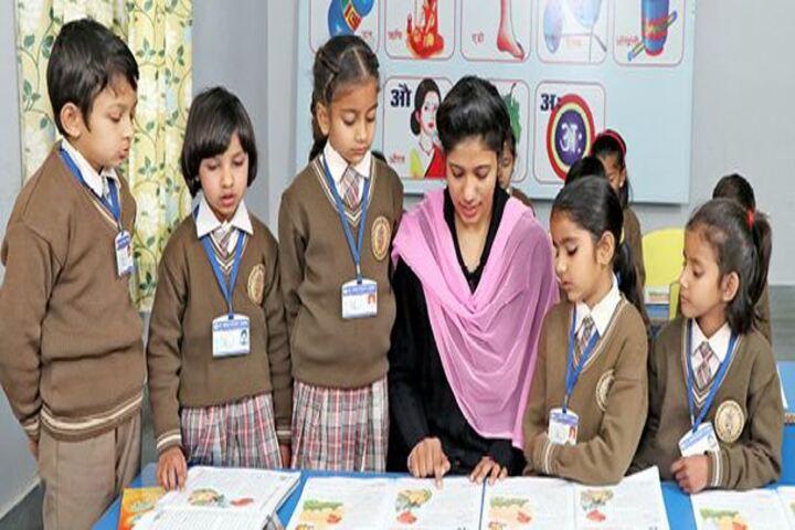 Saraswati Shikshan Sadan Convent School-Art and Craft