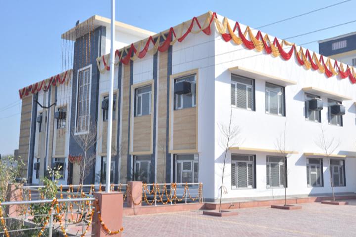 Saraswati Shikshan Sadan Convent School-Campus