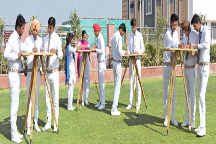 Saraswati Shikshan Sadan Convent School-Geography Survey