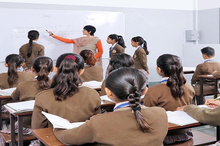 Saraswati Shikshan Sadan Convent School-Smart Class