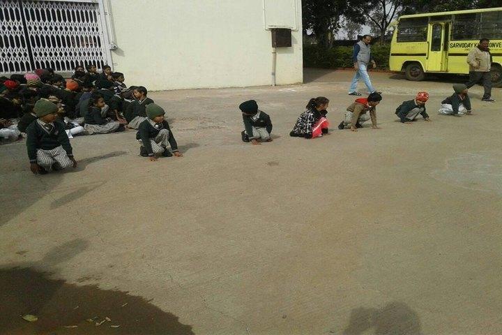 Sarvoday Kids Convent School-Sports