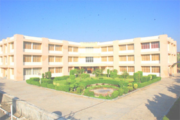 Sbioa Public School-Campus