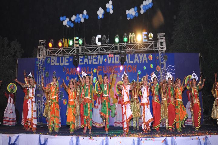 Blue Heaven Vidyalya-Annual Function