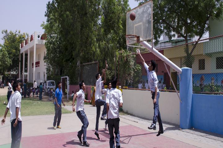 Blue Heaven Vidyalya-Basket Ball Court