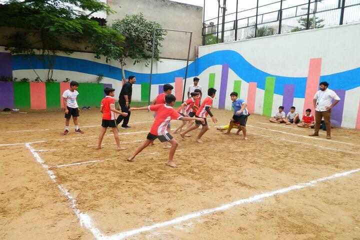 Seedling Public School-Sports