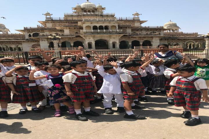 Seedling Public School-Udaipur Tour