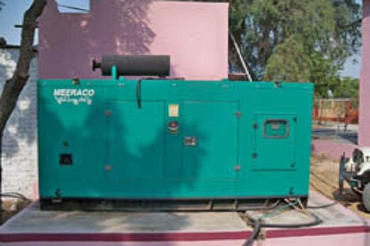 Sesomu School-Generator room