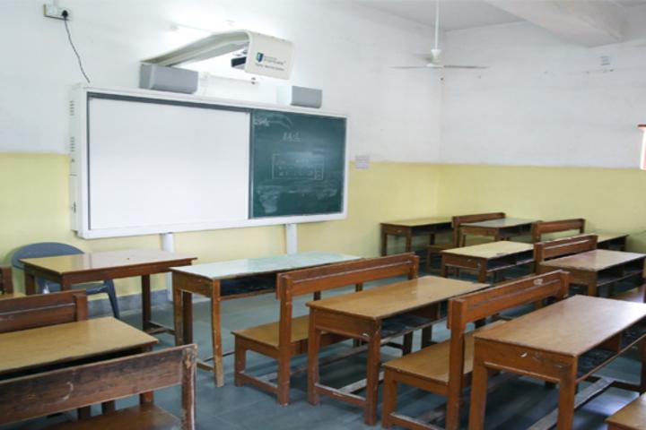 Seth Tola Ram Bafna Academy-Smart Classroom