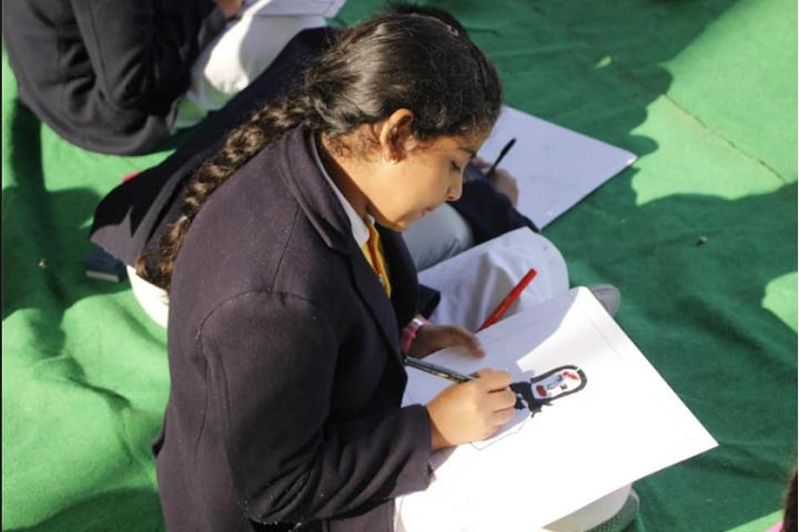 Seth Tola Ram Bafna Academy-Drawing