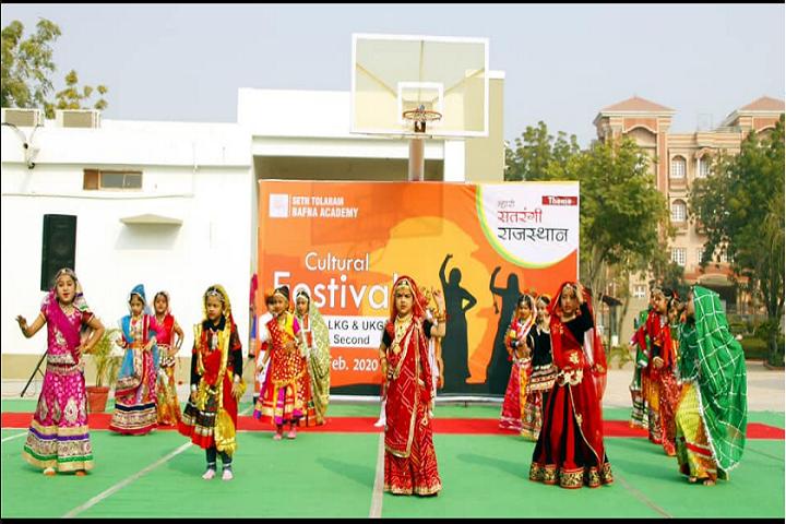Seth Tola Ram Bafna Academy-Cultural Festival