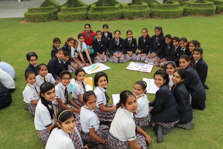 Sgr Public School-Activity