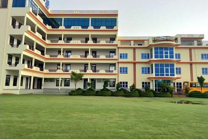 Sgr Public School-Building