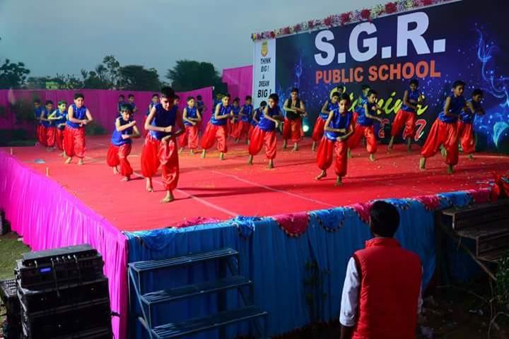 Sgr Public School-Event