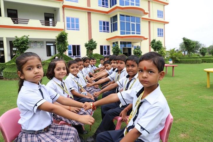Sgr Public School-Rakshabandhan celebrations