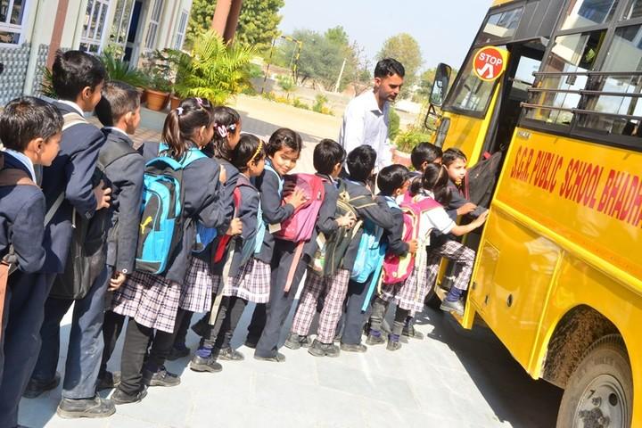 Sgr Public School-Transportation