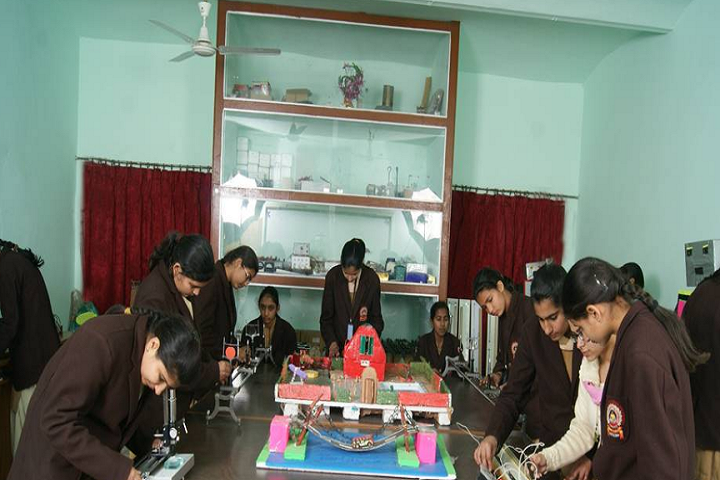 Shah Satmamji Girls School-Laboratory physics