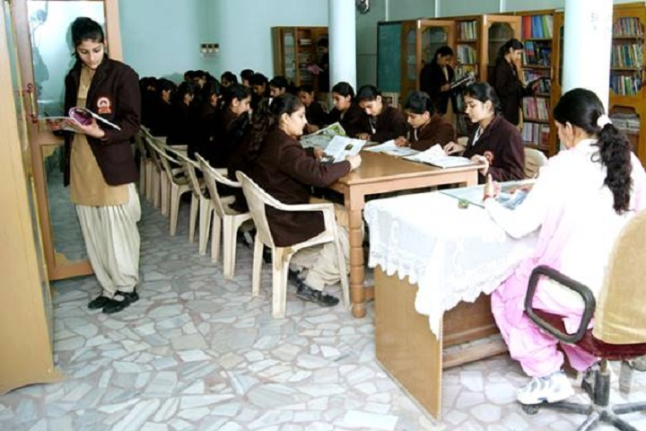 Shah Satmamji Girls School-Library