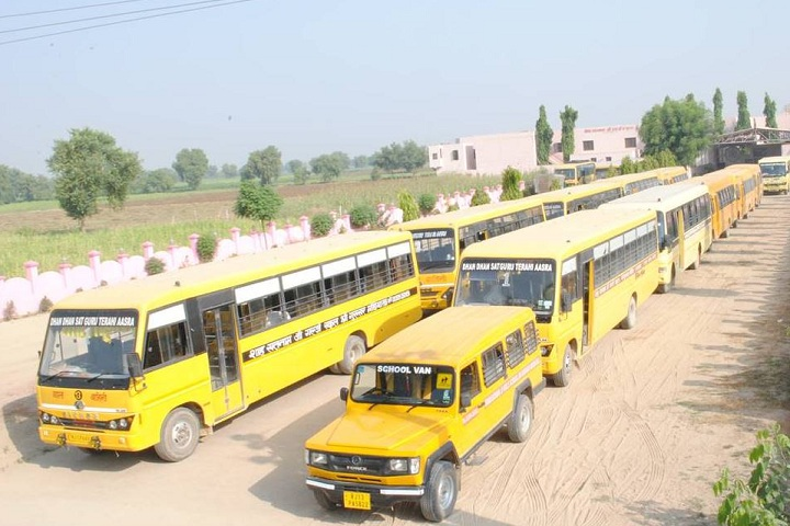 Shah Satmamji Girls School-Transport