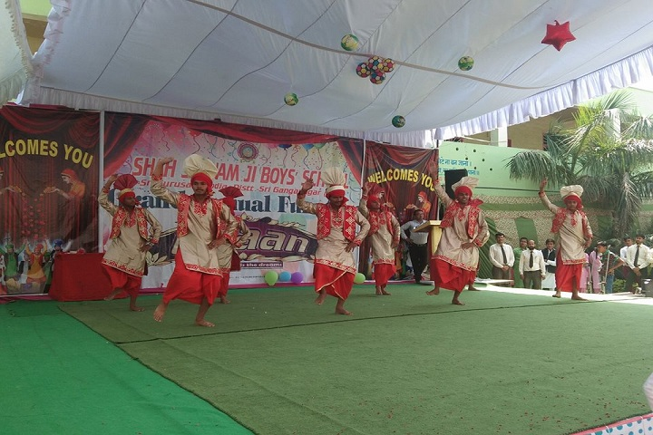 Shah Satnam Ji Boys School-Events