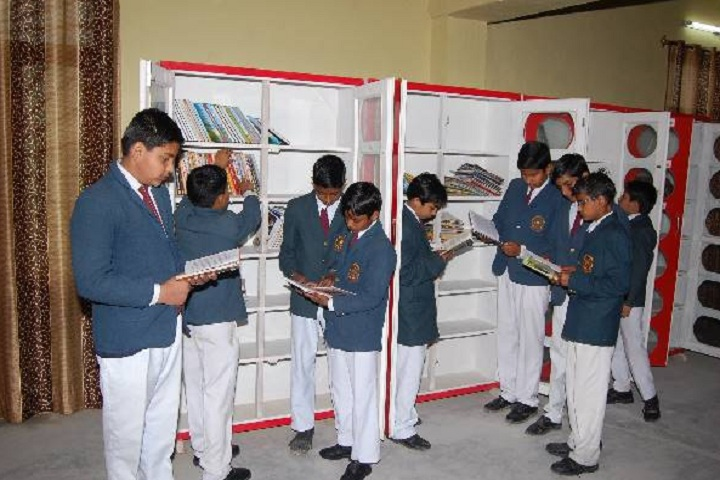 Shah Satnam Ji Boys School-Library