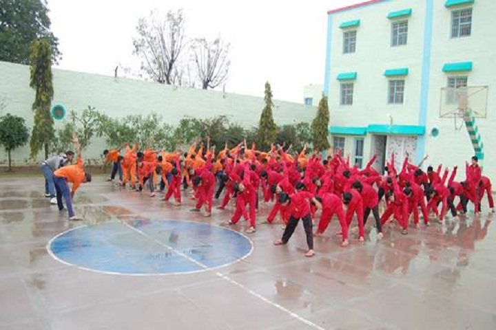 Shah Satnam Ji Boys School-Others yoga