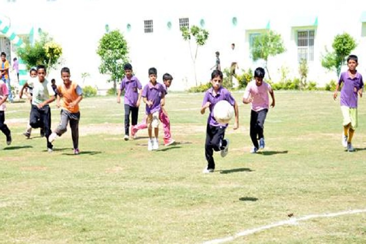 Shah Satnam Ji Boys School-Sports football