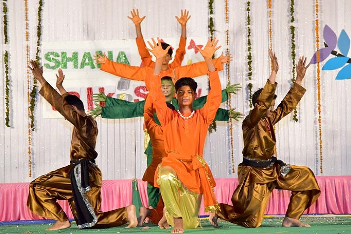 Shana International School-Events