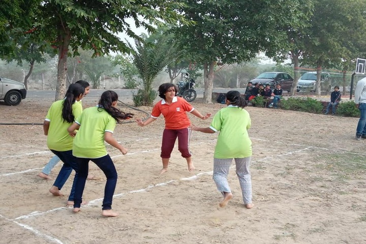Shana International School-Sports kabbadi