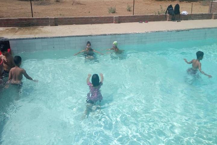 Shana International School-Swimming Pool
