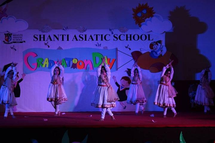 Shanti Asiatic School-Event