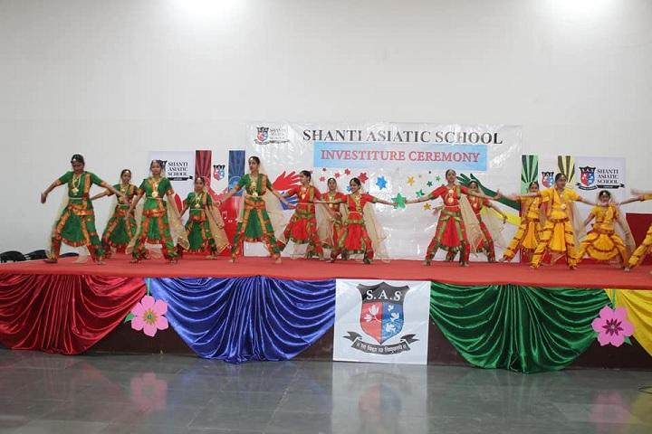 Shanti Asiatic School-Cultural Programme