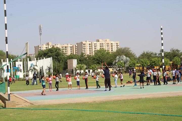 Shanti Asiatic School-Sports Day