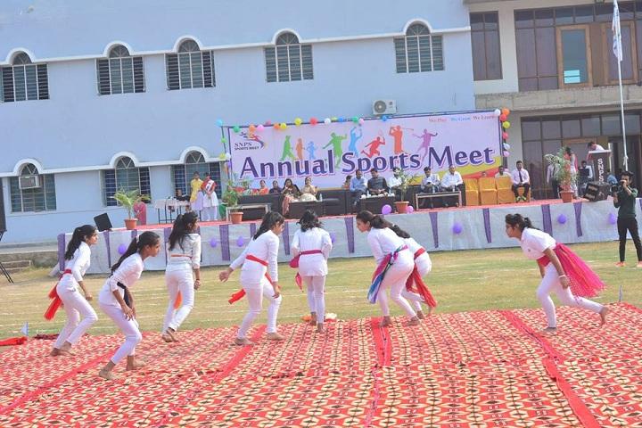Shanti Niketan Public School-Others sports meet