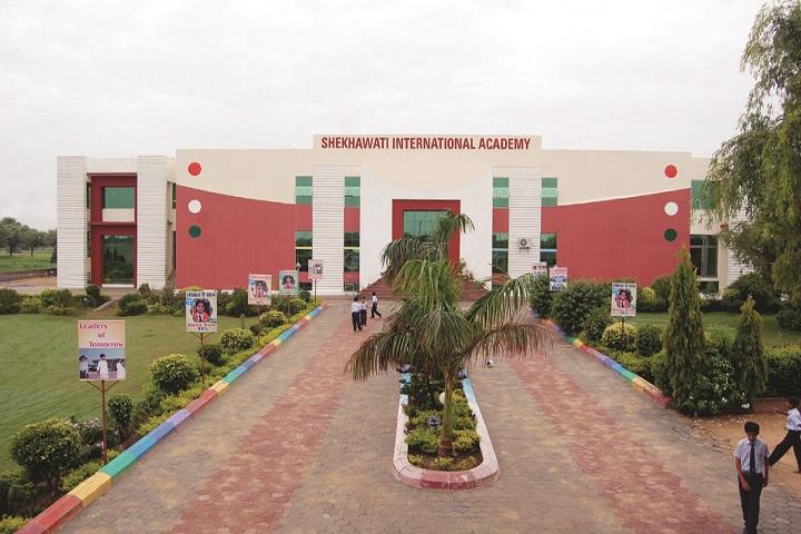 Shekhawati International Academy-Campus-View