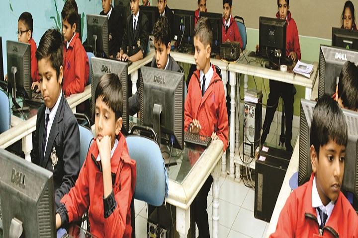 Shekhawati International Academy-IT-Lab full view