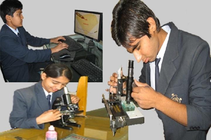 Shekhawati International Academy-Laboratory biology