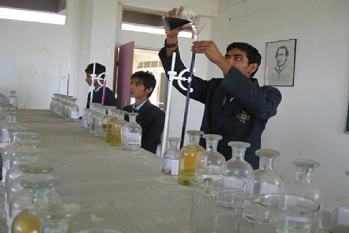 Shekhawati International Academy-Laboratory chemistry
