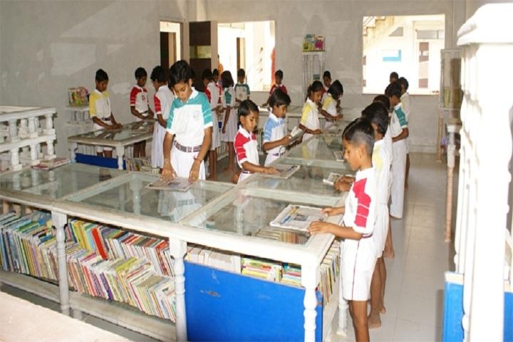 Shekhawati International Academy-Library