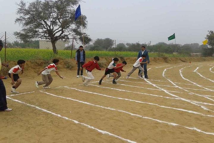 Shekhawati International Academy-Sports running
