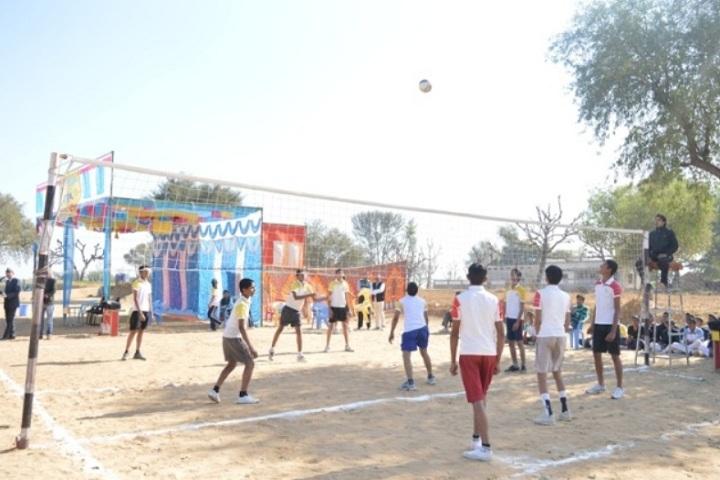 Shekhawati International Academy-Sports