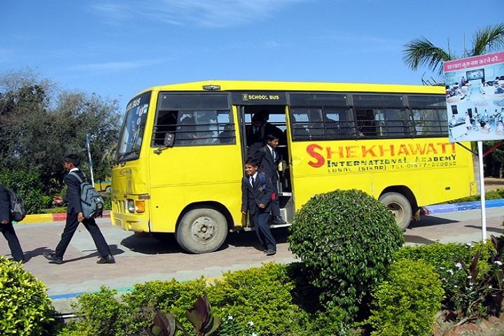 Shekhawati International Academy-Transport