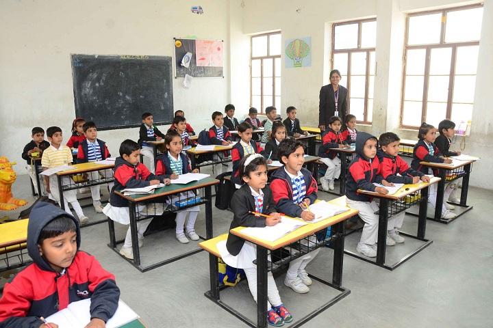 Shekhawati International Academy Of Education-Classroom