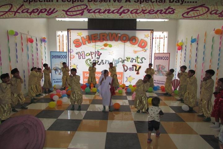 Sherwood Public School-Events grandparents day