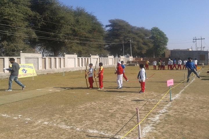 Sherwood Public School-Sports archery